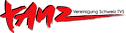 Logo of organization TanzVereinigung Schweiz TVS