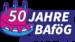 Organizācijas logotips 50 Jahre BAföG - kein Grund zum feiern!